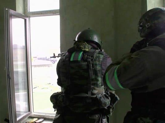 Russia Sochi Security_Ruff