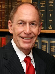 Lawyer John Shannon, 70, of Lakeland, Fla., ran for