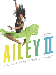 Ailey II dance group