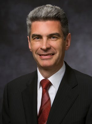 Bishop Gérald Caussé is the new presiding bishop for The Church of Jesus Christ of Latter-day Saints.