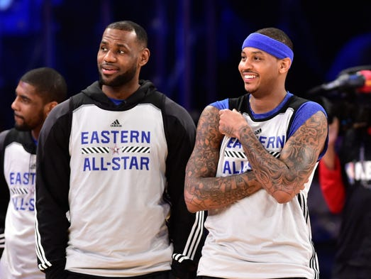 Toronto will host the 65th NBA All-Star Game on Feb.