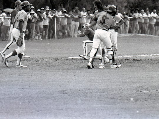 Moody qualified for the state tournament first time in 1978. Moody opened in 1967.