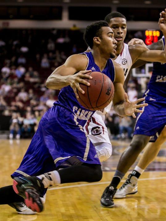 NCAA Basketball: Western Carolina at South Carolina