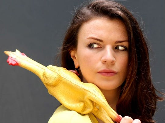 Irish comedian Aisling Bea brings her unique style to What Women Want in October.