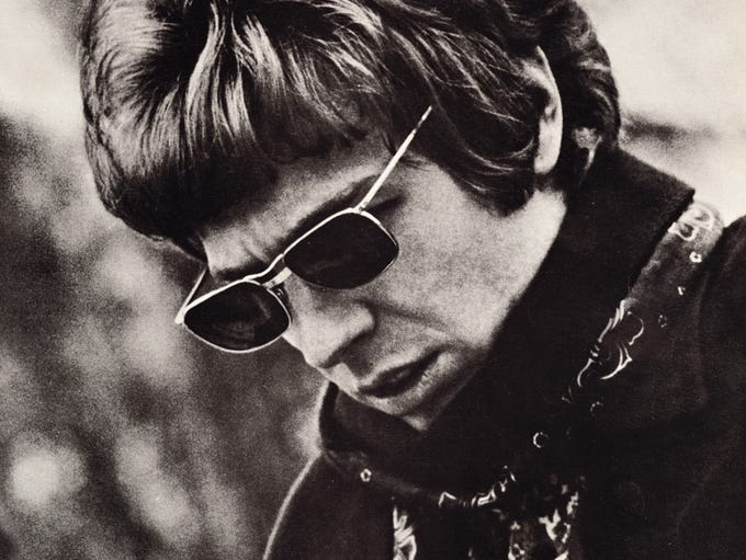 March 25, 2019: The death of singer/songwriter Scott