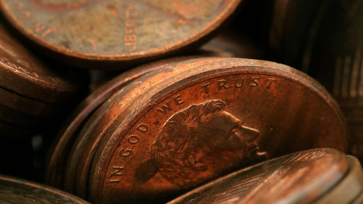 Penny dreadful: Georgia man receives final paycheck in coins 3