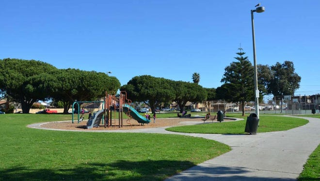 Southwinds Park will get a new play structure, new lighting and other improvements as part of a $1.1 million project.