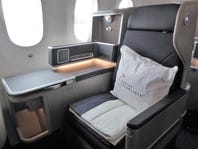 How to find great business-class deals on empty seats