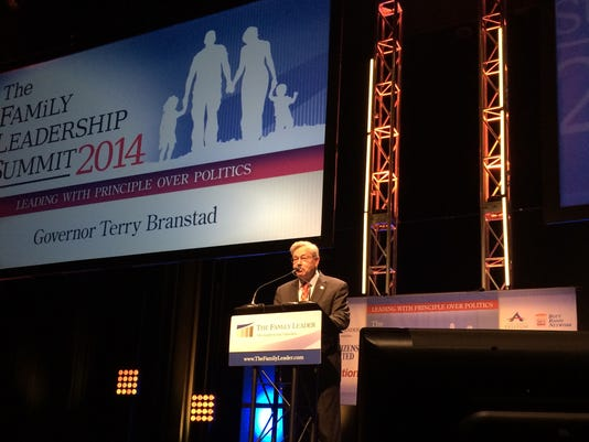 Terry Branstad Family Leadership