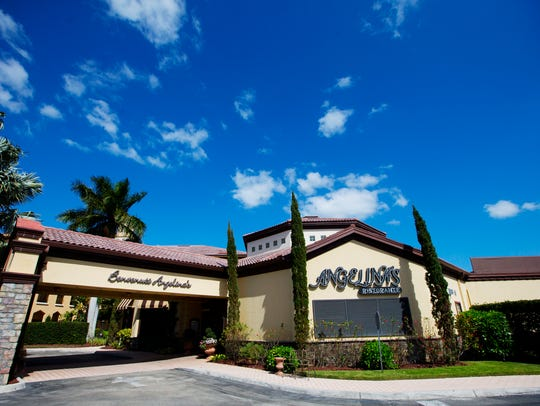 Angelina's Ristorante in Bonita Springs will be open for Easter.