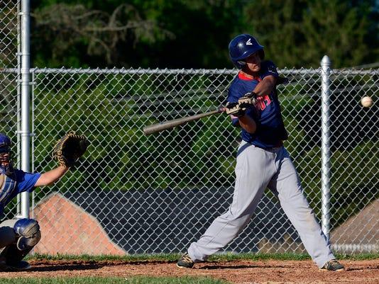 PHOTOS:York vs. Pleasureville American Legion Baseball
