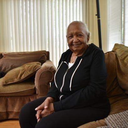 Gwen Acree, a longtime community activist in Teaneck