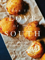 """""""For the Love of the South,"""" by Amber Wilson."""