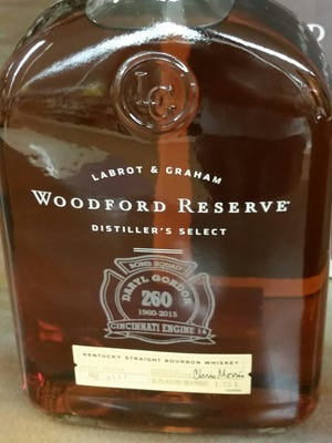 Party Source and Woodford Reserve Distillery are offering special edition bottles of straight bourbon whiskey honoring fallen Cincinnati firefighter Daryl Gordon.
