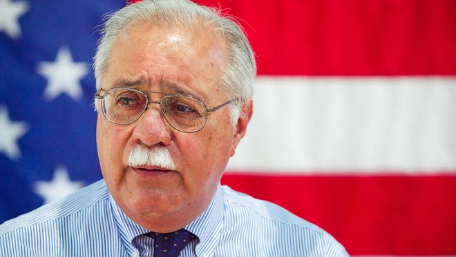 U.S. Rep. Ed Pastor, D-Ariz., announced Thursday that he will retire after completing 23 years in Washington.