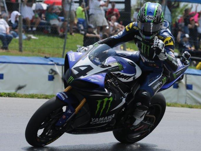 Sunday, July 20, 2014  AMA Superbike at Mid-Ohio