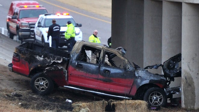 Wichita Falls police release the names of the victims involved in a double-fatal accident that occurred Friday afternoon near the Spur 325, I-44 and Highway 287 exchange.