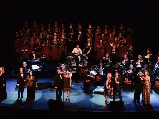 The Red Bank Jazz Orchestra will perform at the Jazz Arts Project's Sinatra centennial show.