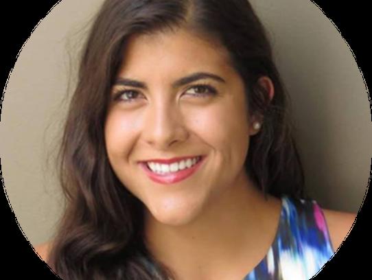 Sara Kiparizoska, a co-founder of Nimble and marketing
