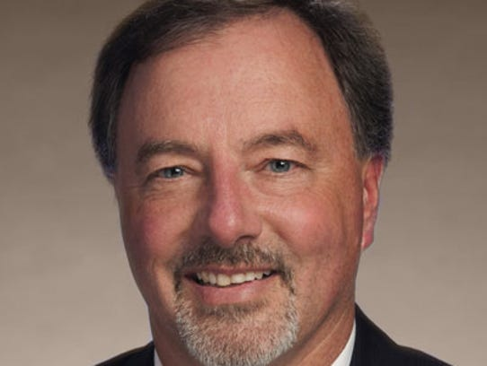 State Sen. Mike Bell, R-Riceville