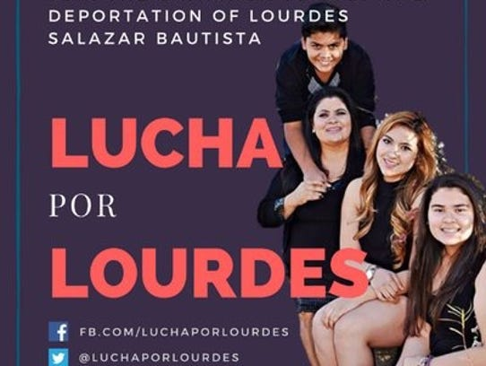 Lucha Por Lourdes (Fight For Lourdes) was a campaign
