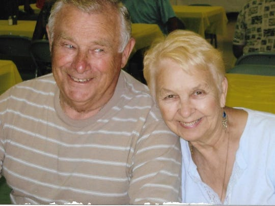Stella and her husband, John Stanchak, were married 63 years.