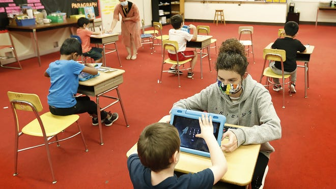 Several Tom Green County and surrounding area schools received faster internet to start the 2020 school year, according to Education Service Center Region 15.