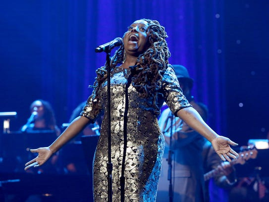 Soul singer Ledisi headlines a show at Minglewood Hall on Thursday.