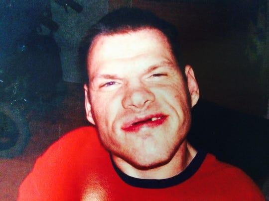 Gary Jasmer, former resident of Goldenrod Home in Rib