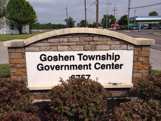 Goshen Township sign photo