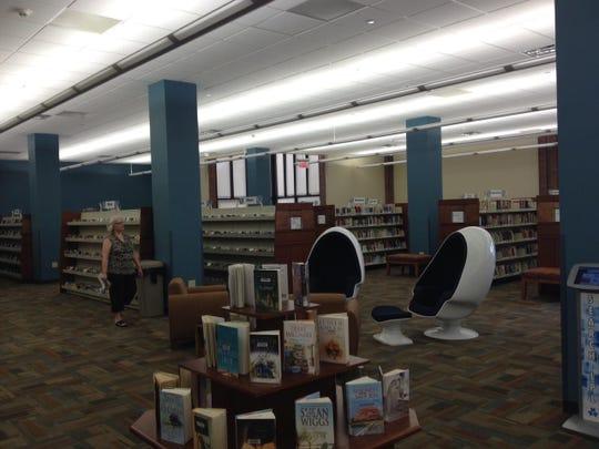Study Rooms At La Public Library