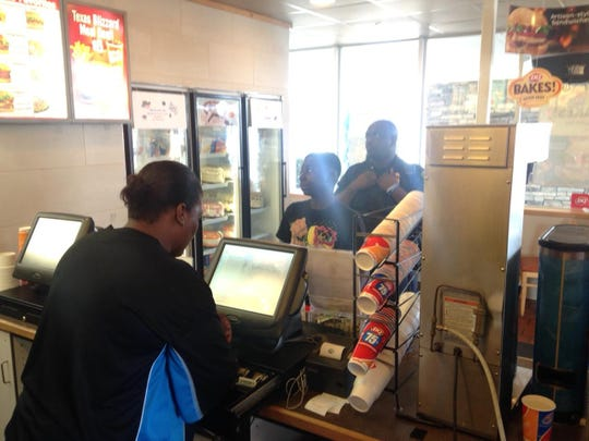 Dairy Queen donated a dollar from every Blizzard sold Saturday to go toward LaValley's family.
