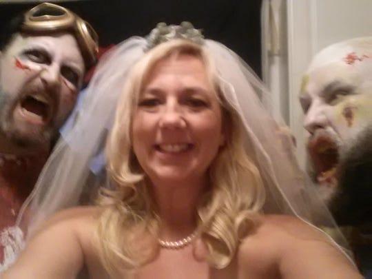 Halloween wedding 2