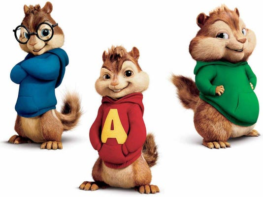 Alvin and The Chipmunks 2 Pictures