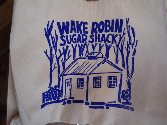 Wake Robin Sugar Shack bag.