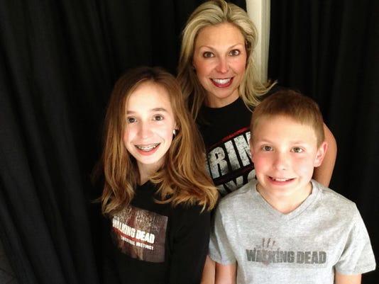 TV-The Walking Dead-Families