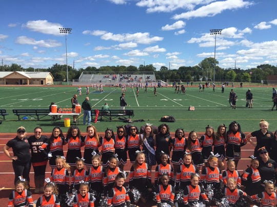 The Farmington Rockets cheer squad program, along with youth football, will benefit from the upcoming golf fundraiser.