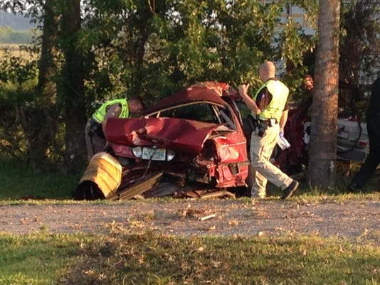 Driver in fatal accident in Indian River County ID'd as Vero Beach