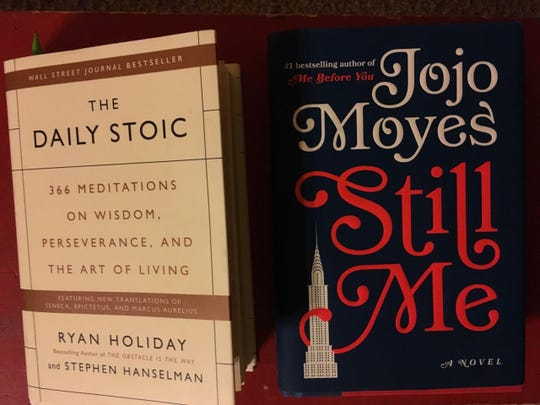 """The Daily Stoic"" and ""Still Me"""