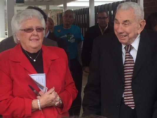 Jack and Carolyn Ferguson