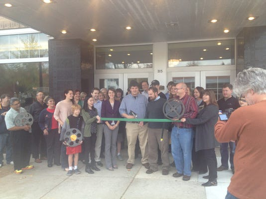 Theater grand opening