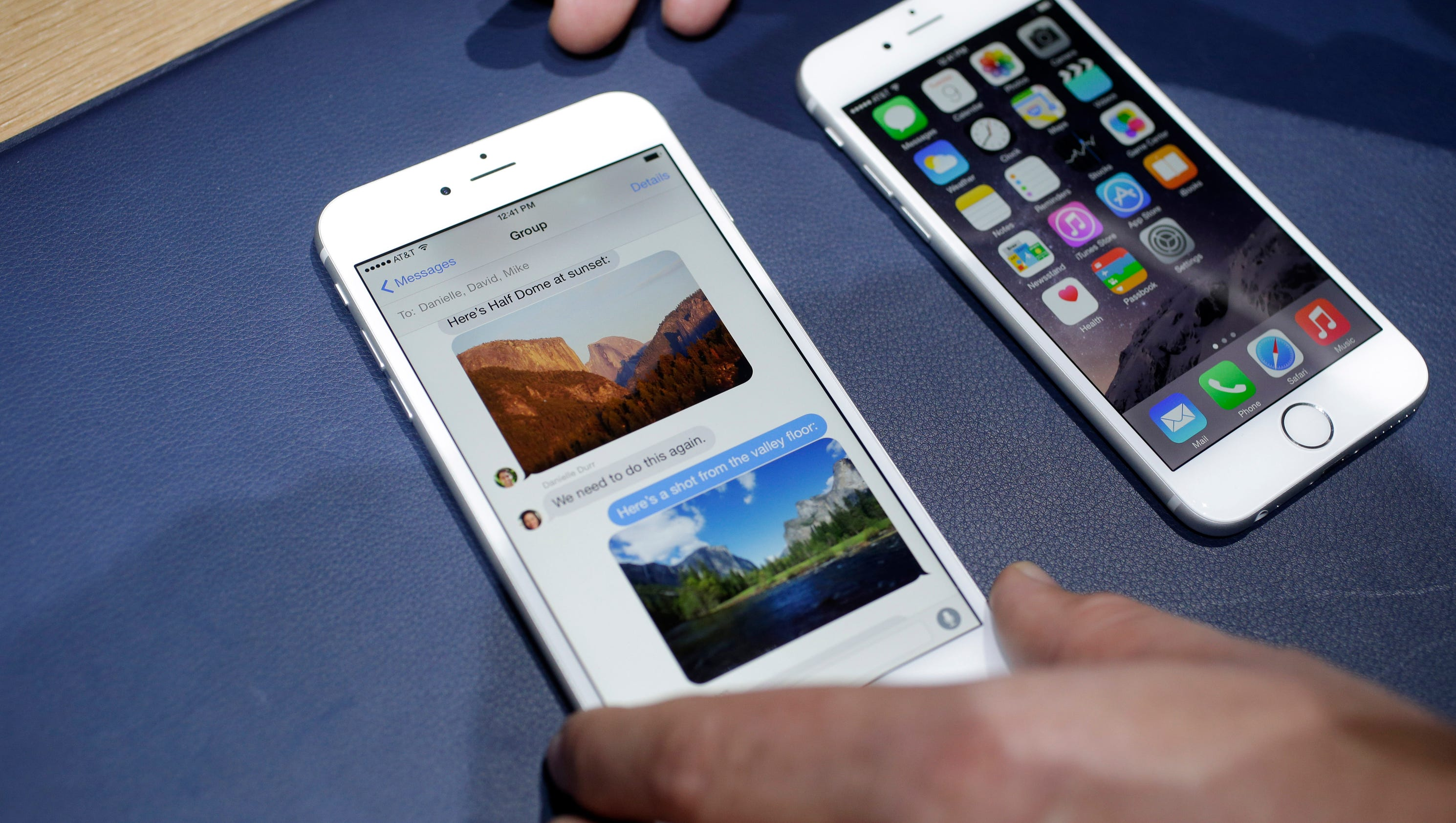 Apple beats Samsung in Q4 smartphone sales