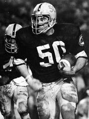 Bob Breunig in action for ASU.