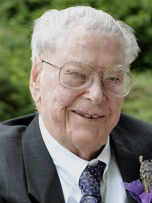 Lester Bortz was born 103 years ago on February 1st,1912 to Walter and Hettie (Kaufmann) Bortz in Rush Center, Kansas.