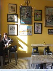 The French Crust Cafe in Over-the-Rhine