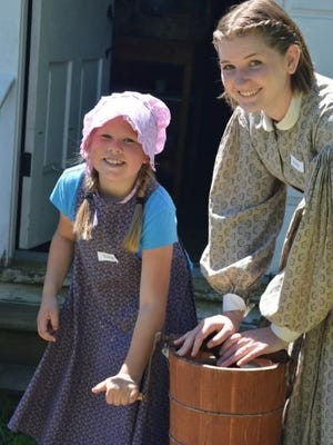 A historical adventure awaits children at Wade House's unique, hands-on Pioneer and Civil War Day Camps.