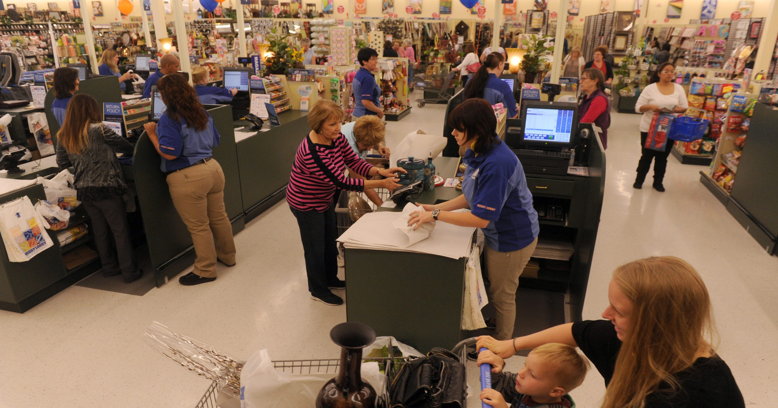 Hobby Lobby Opens Reno Store Hiring Workers