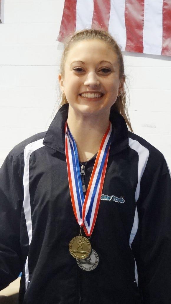 Megan Stevens.