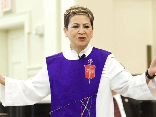 Bishop Cynthia Fierro Harvey