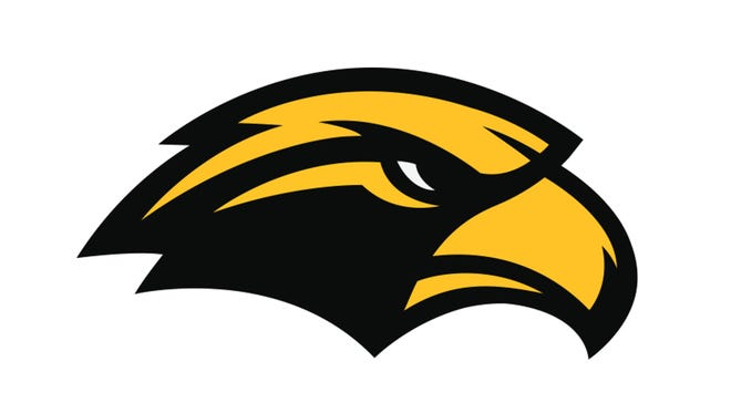 "On Monday, Southern Miss officially released its new ""traditional eye"" logo."